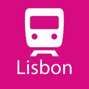 里斯本地铁图 Lite