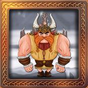 Fantasy Warrior Run - Free Vikings Game, 幻想战士无运行 - 维京人的比赛