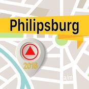 Philipsburg 离线地图导航和指南