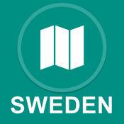 瑞典 : 离线GPS导航