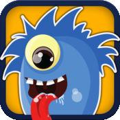 怪物壁球挑战赛 - 锤邪恶的野兽 FREE