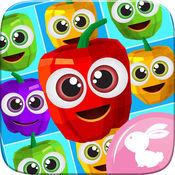 香辣的辣椒花园粉碎-匹配 3 农场冻结和狂热狂热游戏 1.1