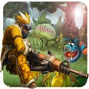 怪物自上而下3D:传奇版 - 冒险和射击游戏