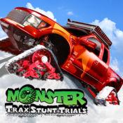 怪物trax特技试验 - 3D特技赛车游戏