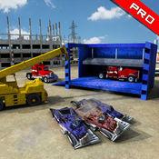 怪物卡车式破碎机自卸吊车驾驶模拟器: PRO