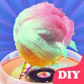 DIY棉花糖-小吃车来啦