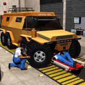 怪物卡车机械师模拟器:汽车修理店 Truck Mechanic Simulato