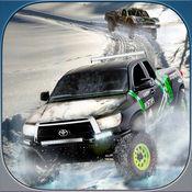 怪物卡车越野山赛车:沙漠与雪 1