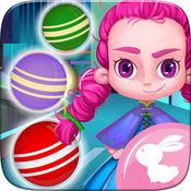 泡沫去猎人射击游戏流行球怪物-挑战和冒险抓住游戏颜色的