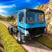 怪物 卡车 越野 驾驶 游戏 : 高速公路 拉什 1
