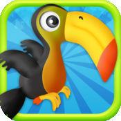 疯狂的小鸟泡泡冒险 - 有趣的儿童游戏