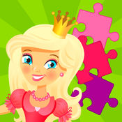 儿童拼图公主系列