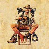 西方艺术高清壁纸收藏图库:个性名言主题背景