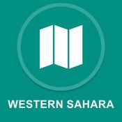 西撒哈拉 : 离线GPS导航