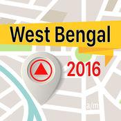 西孟加拉邦 离线地图导航和指南 1