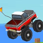 怪物卡车-最好玩的3D越野大脚赛车模拟游戏