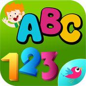 ABC123跟踪和写作幼儿 1