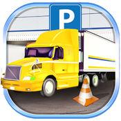 怪物卡车停车场:至尊市货运驱动器