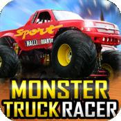 怪物  卡车  赛车  (   3D  赛跑  游戏  )