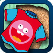免费服装拼图 孩子 游戏 儿童游戏 应用程序