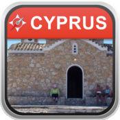 离线地图 塞浦路斯: City Navigator Maps 1.1