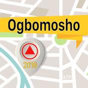Ogbomosho 离线地图导航和指南 1