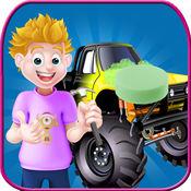 怪物卡车洗 & 修理车间 1.3