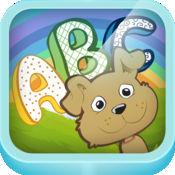 字母学龄前的冒险 -  5合1游戏的孩子 - 学习字母,拼写和唱a