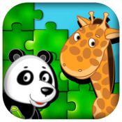 儿童益智动物 - Kids Puzzle Animals 1.2