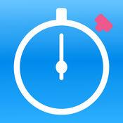 Stopwatch - 精度至毫秒的专业,标准计时器 1.1
