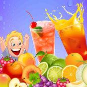 孩子slushie果汁生产商传奇