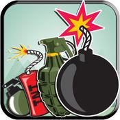 先进的轰炸益智热潮 - 一个匹配的战争爆破! FREE 1