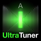 UltraTuner - 专为吉他、贝司、弦乐、铜管等乐器设计的一款超精准的半音调音器