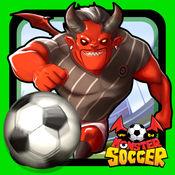 怪兽足球:战斗联...