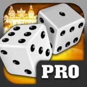 蒙特卡洛胡扯 PRO - 成瘾的赌徒的赌场桌面骰子游戏