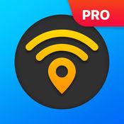 WiFi Map Pro - 掃描並獲取免費Wi-Fi密碼 4.0.2