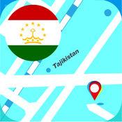 塔吉克斯坦导航2016