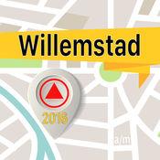 威廉斯塔德 离线地图导航和指南 1