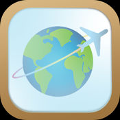 围绕世界的旅游地的窗磨光游戏应用软件-wwwiped