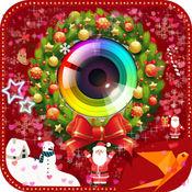 Insta圣诞节照片框架 - Wonder Photo
