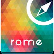 罗马离线地图,导游,酒店,城市信息 Rome offline map 1