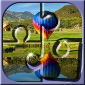 景观拼图游戏 - 真棒大脑训练采集对于大家