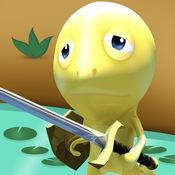 狂战勇士青蛙