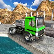 柴油机 卡车司机 : 卡车 驾驶 模拟器
