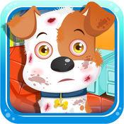 照顾宝贝狗狗-女孩宠物狗治疗游戏 1.0.1