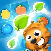 动物朋友 – 邏輯遊戲和比赛3游戏: 最好的森林冒险和有趣的益智游戏