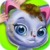 宠物小猫耳朵医生 - 耳诊及模拟器游戏