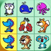 宠物及水果链接 - 益智儿童休闲小游戏中心,女生最爱单机游戏大全