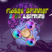 Fidget Spinner Run - ABC的学习活动