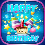 生日快乐卡设计